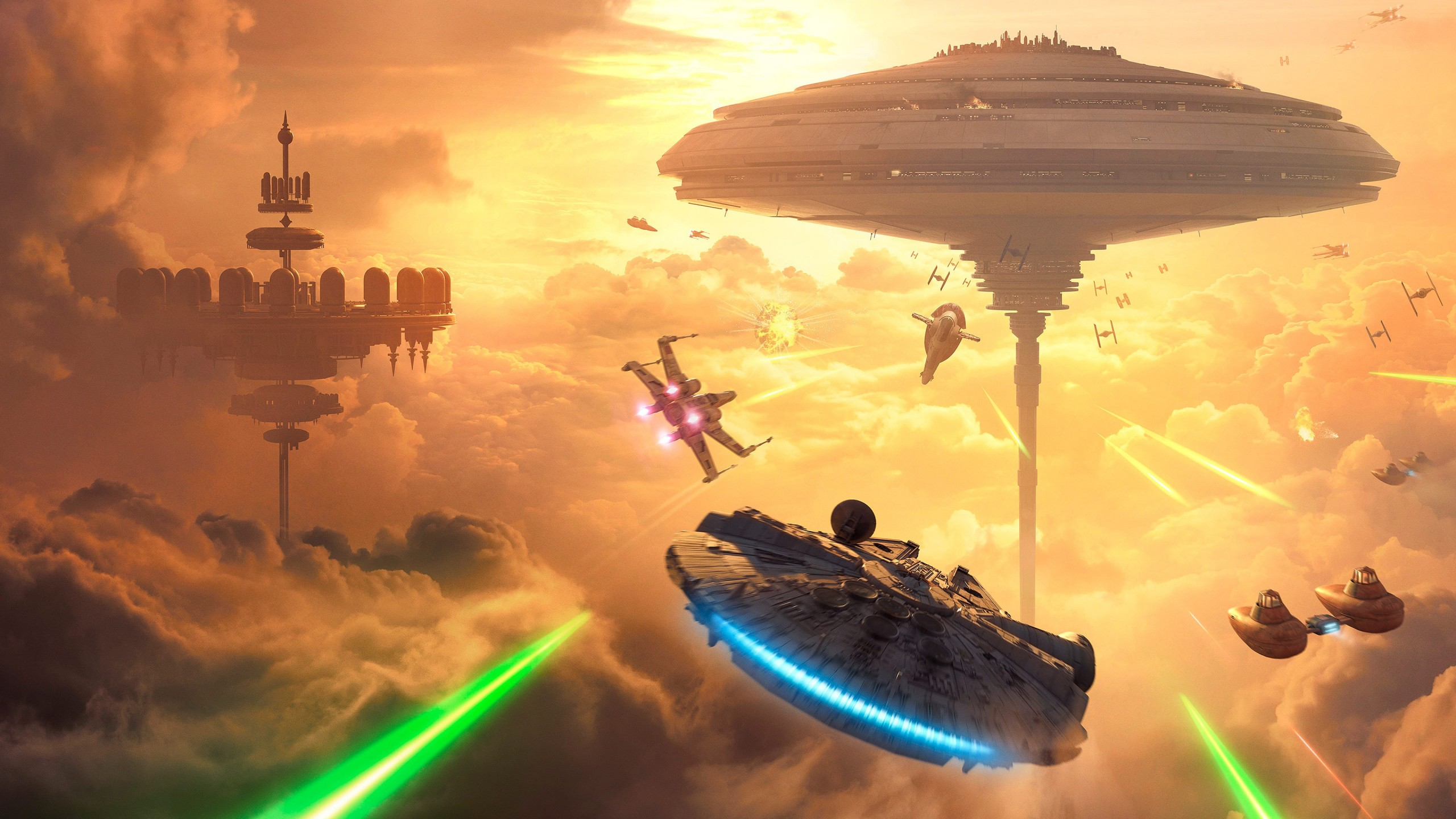 Star Wars Battlefront Art 3 2560x1440 Wallpaper Thewallpaperkid Com
