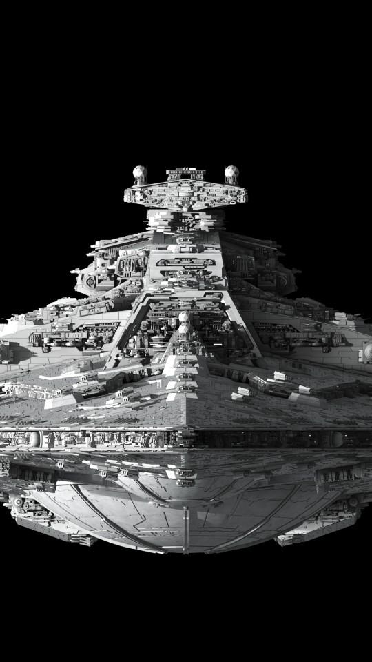 Star Wars Imperial Fleet 540x960 Wallpaper Thewallpaperkid Com